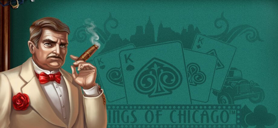 A Guide to Kings Of Chicago - Mixing Slots & Poker