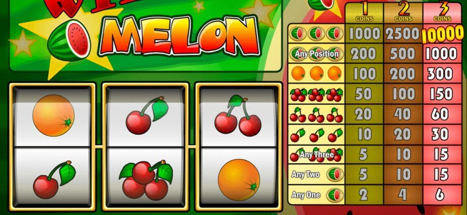 A Simple Guide to the Wild Melon Online Slot