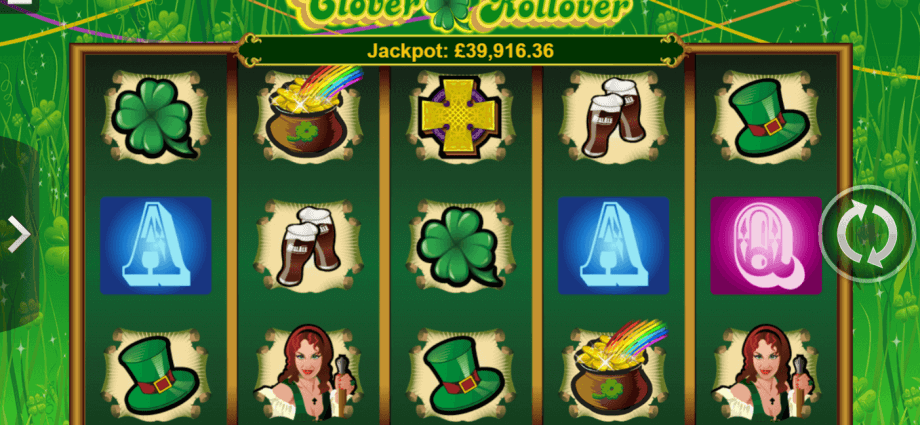 Clover Rollover Slot Review & Guide for Players Online