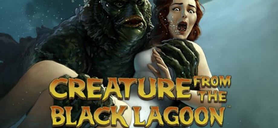 Creature From The Black Lagoon Slot Review Online