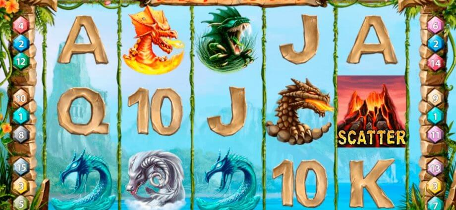 How To Play The Dragon Island Slot Game Online