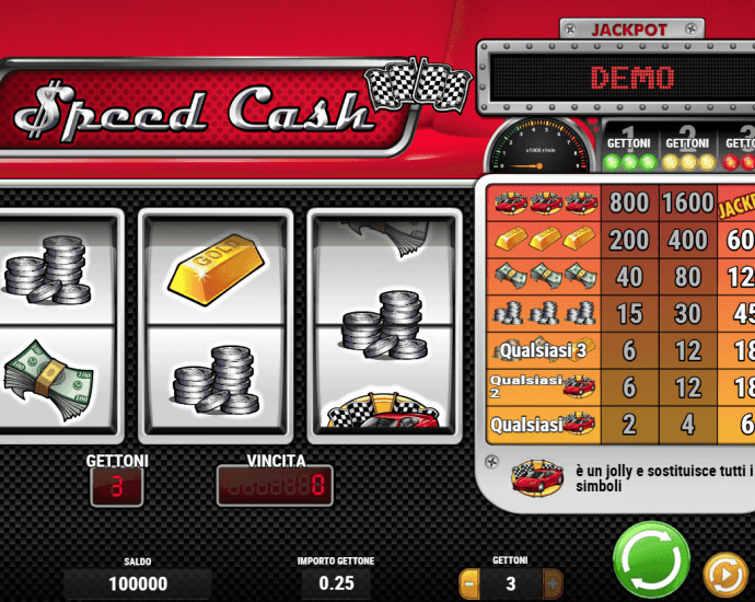 Play N Go Speed Cash Slot Review & Guide Online