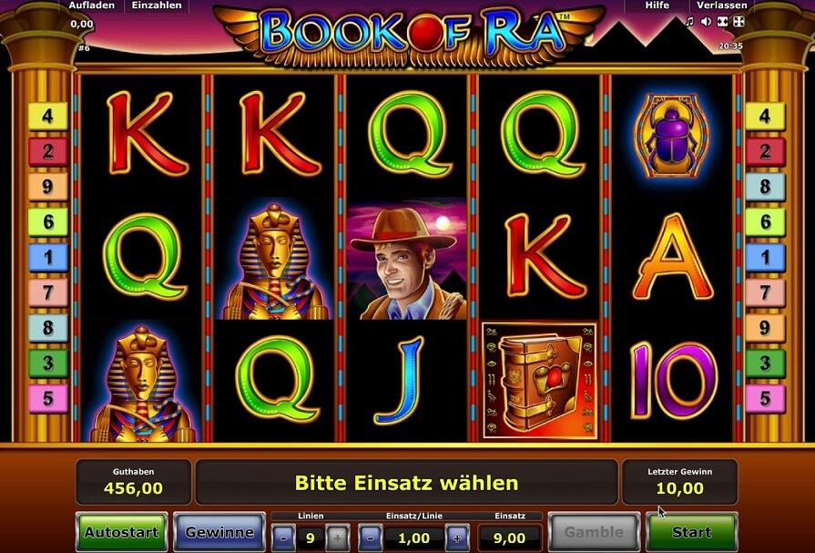 Slots Game Bok Of Ra